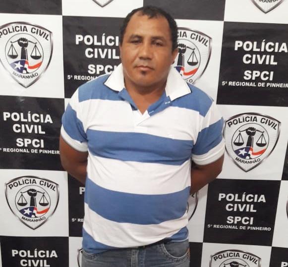 Preso suspeito de matar a esposa grávida de cinco meses no interior do Maranhão