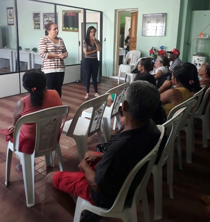 Secretaria de Saúde de Afonso Cunha promove encontro com grupo de hipertensos e diabéticos atendidos pelo município