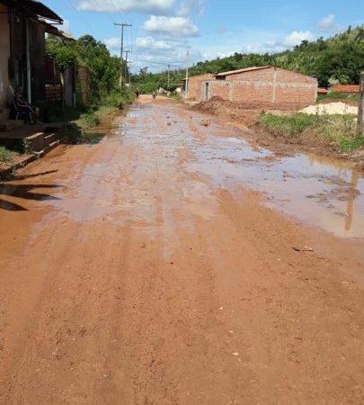 Reclamação de condições de ruas aumentam em Coelho Neto…