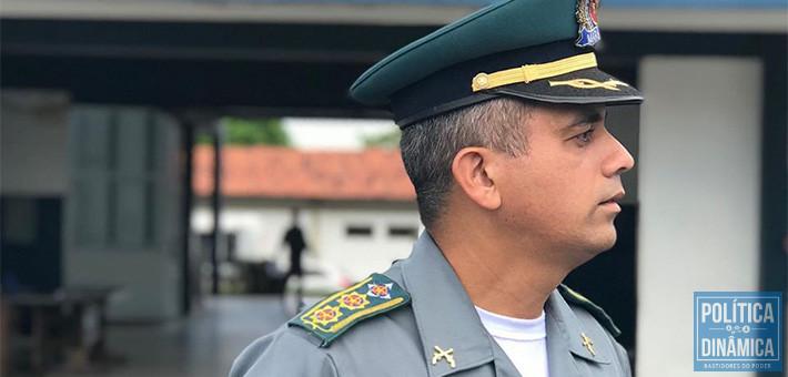 Comandante Schnneyder lidera em todos os cenários em Timon