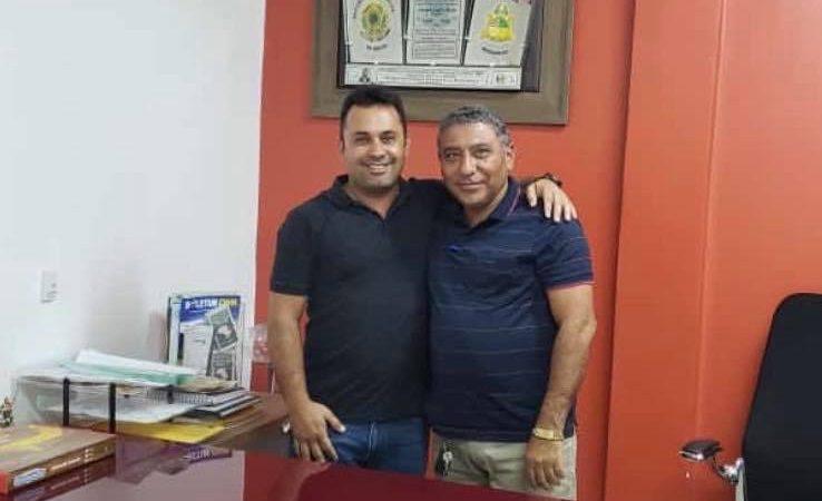 Arquimedes fortalece projeto de reeleição e ganha apoio de Chico do Tuna