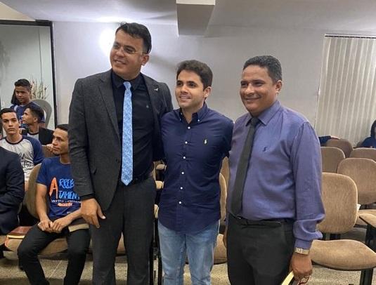 Bruno Silva prestigia evento religioso da Igreja Assembleia de Deus Missão