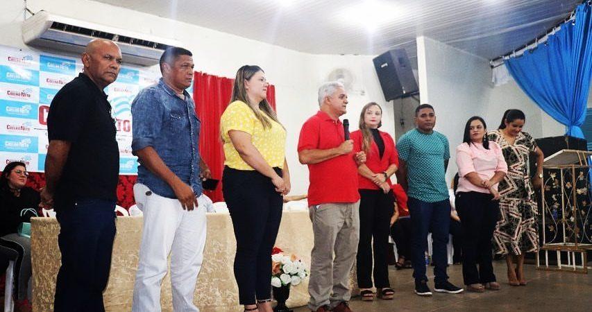 Em 03 anos, prefeito de Coelho Neto anuncia o 4º secretário de Saúde