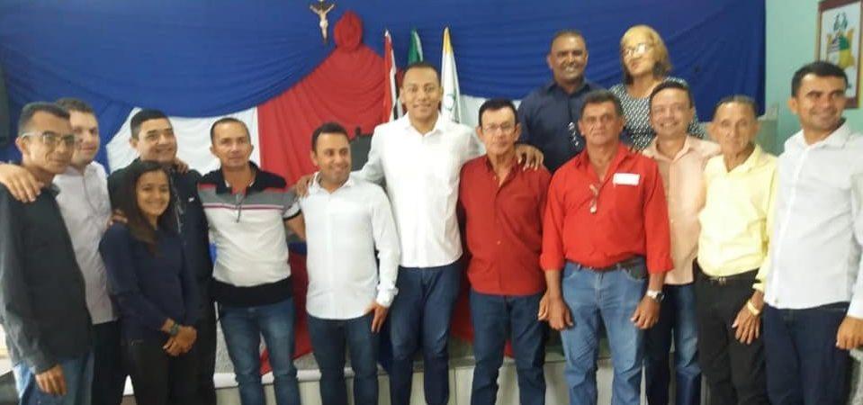 Prefeito Arquimedes participa de Sessão Solene de reabertura dos trabalhos da Câmara de Afonso Cunha