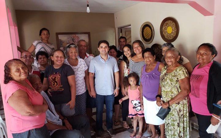Bruno Silva mantém intensa agenda de reuniões e compromissos políticos
