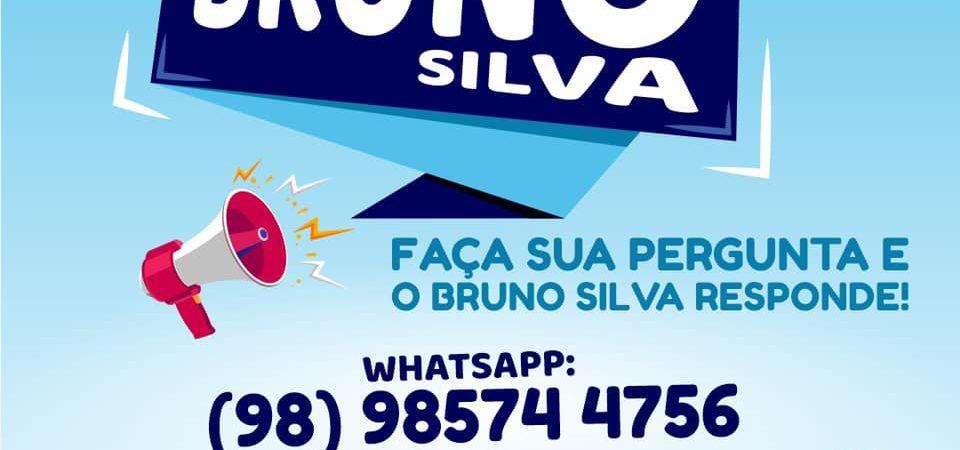 Bruno Silva inova na etapa da pré-candidatura….