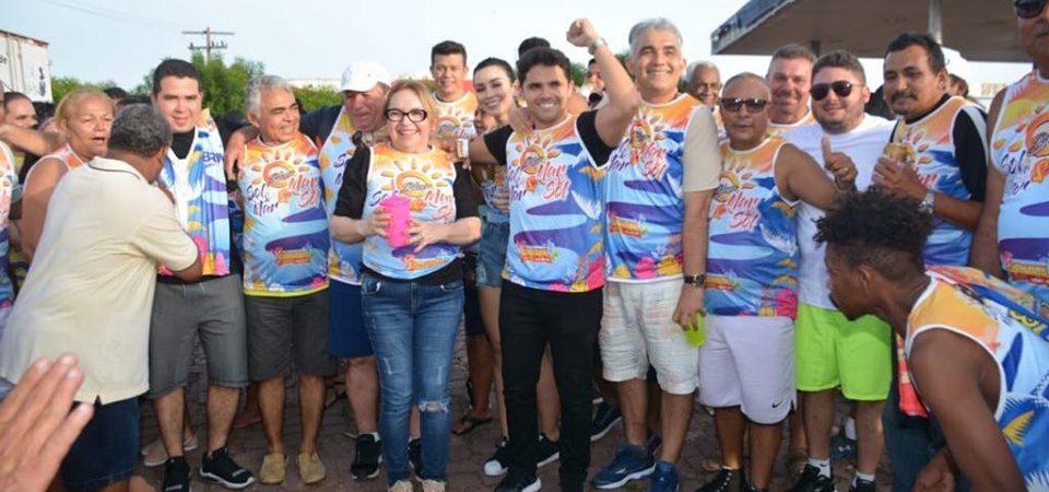 Sol&Mar e Mar&Sol surpreende e arrasta foliões em Coelho Neto