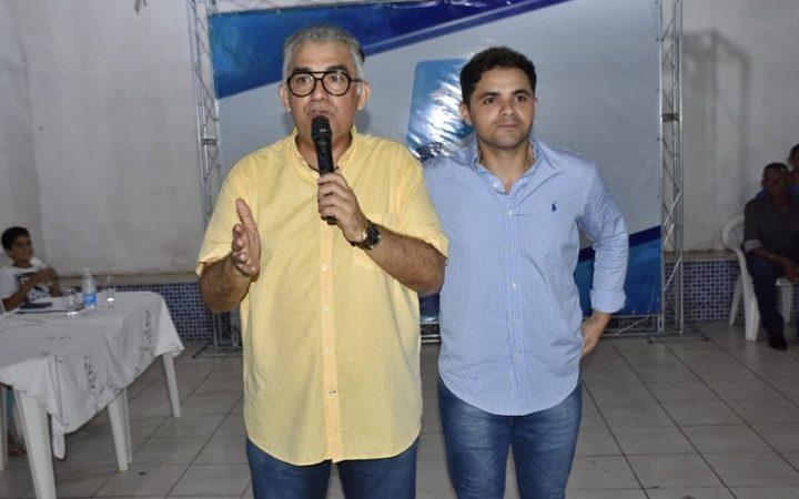 Em encontro que se transformou em ato político, Soliney reafirma pré-candidatura a prefeito de Bruno Silva