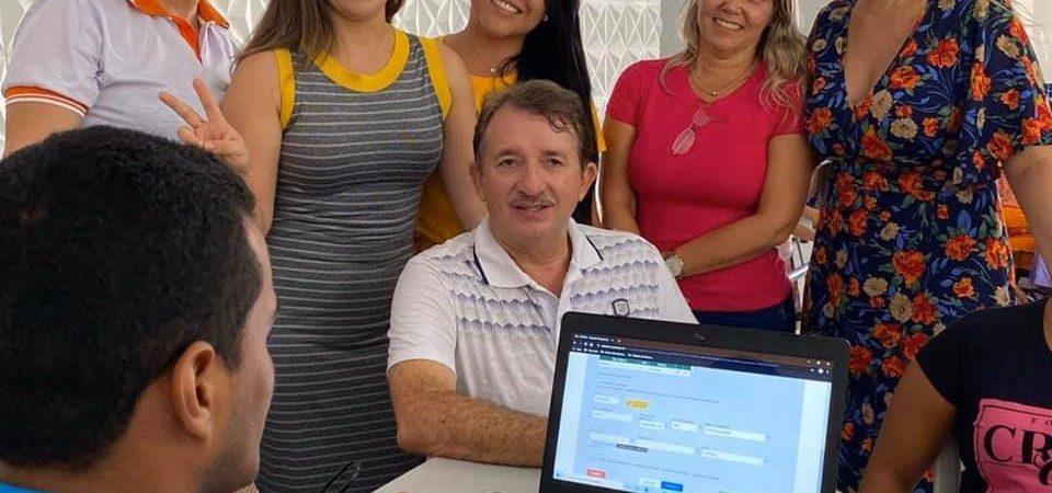 Secretaria de Saúde inicia campanha de atualização do cartão SUS em Chapadinha