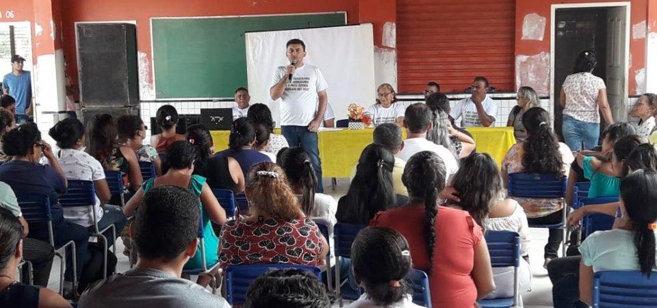13%: Arquimedes surpreende e anuncia reajuste para professores de Afonso Cunha  superior ao concedido pelo Governo Federal