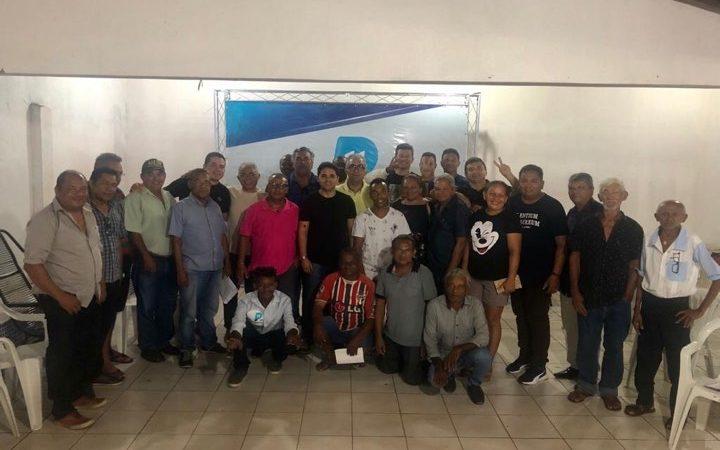 Articulação pró-Bruno Silva arregimenta apoio de mais de 30 pré-candidatos a vereadores