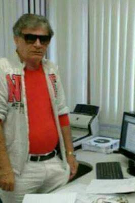 Irmão de Arnaldo Melo morre em acidente na BR-135