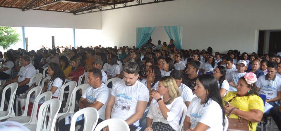 Prefeitura de Duque Bacelar realiza abertura da IV Jornada Pedagógica