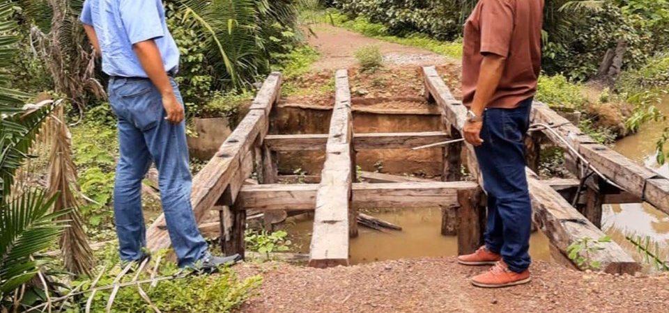 Câmara Itinerante: Vereadores reivindicam melhorias para comunidades da zona rural
