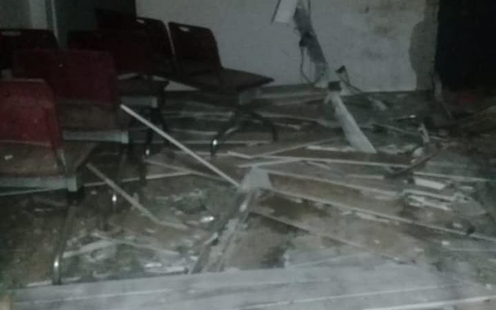 Bando explode agência do Bradesco e incendeiam carro em Afonso Cunha