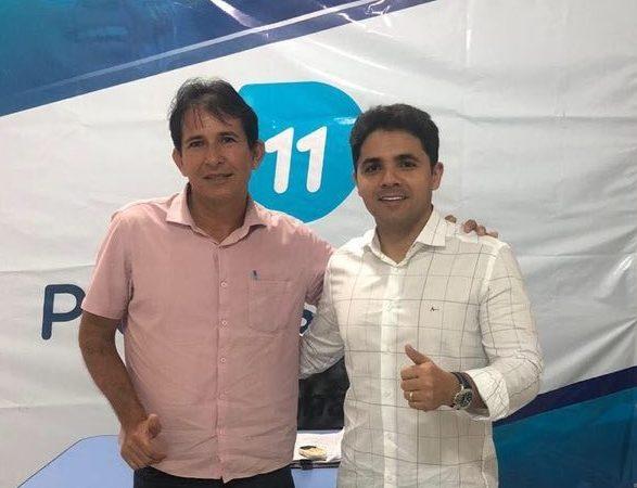 Professor Bastos declara apoio a Bruno Silva