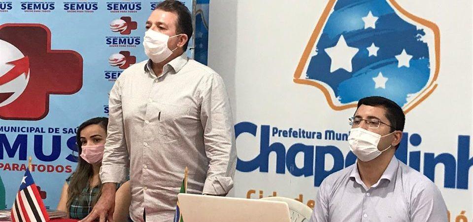 Coronavírus: Prefeito Magno Bacelar anuncia novas medidas em Chapadinha