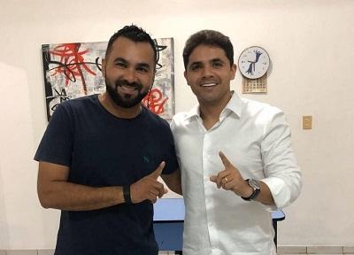 Nailson fecha apoio em torno de Bruno Silva