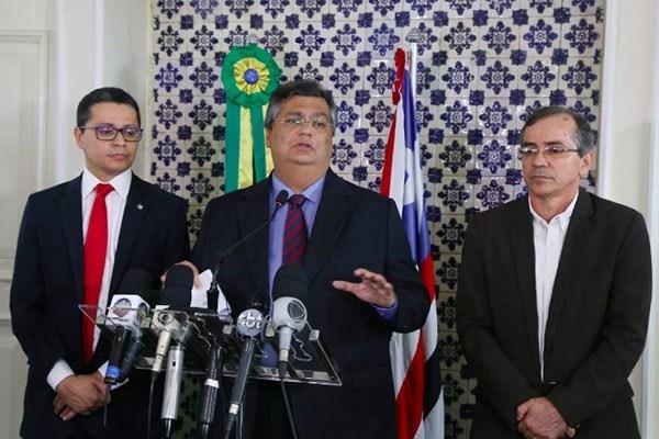 Dino quer R$ 400 mil de Fundo do Idoso para combate à Covid-19; MP diz para ele tirar da propaganda