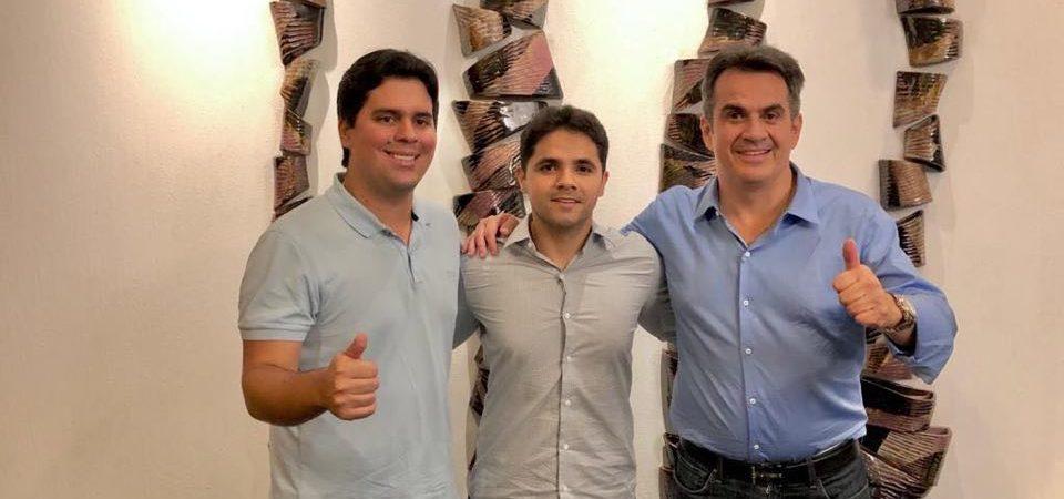 Bruno Silva se reúne com deputado André Fufuca e senador Ciro Nogueira