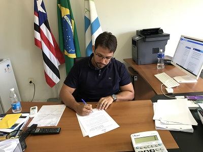 Coronavírus: Presidente da Câmara de Coelho Neto edita decreto com medidas temporárias de prevenção a pandemia