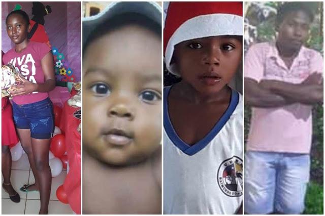 Tragédia: Homem mata a ex-companheira, os dois filhos e é morto em confronto com a PM no Maranhão