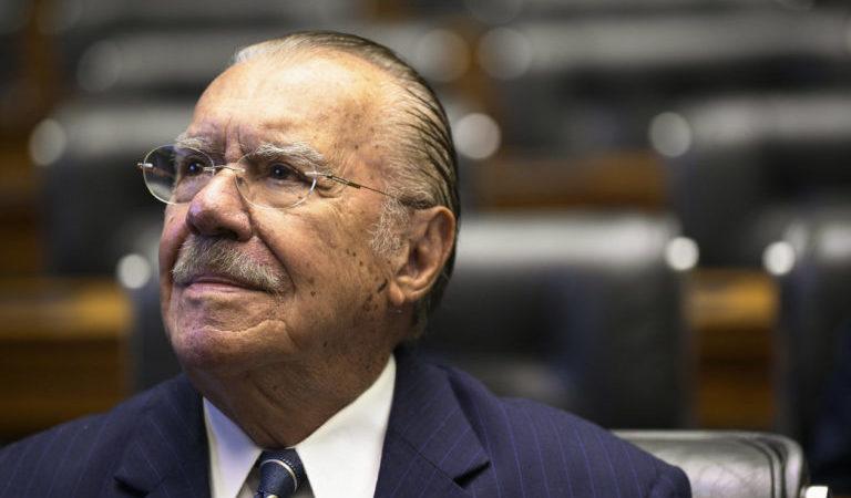 Sarney desiste de live com Flávio Dino, contra Bolsonaro