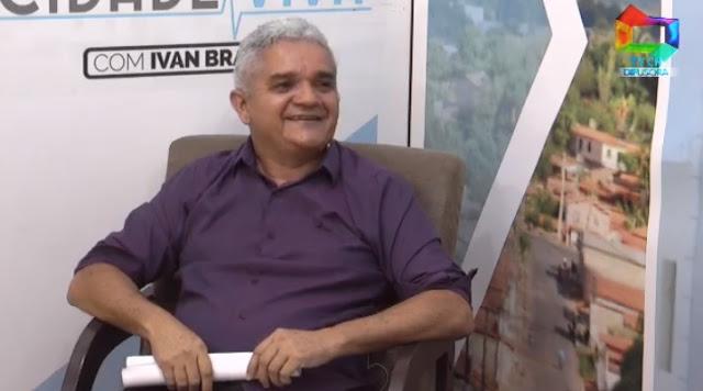 Após entrevista desastrosa, prefeito reconhece erro e se desculpa com casos confirmados do coronavírus em Coelho Neto