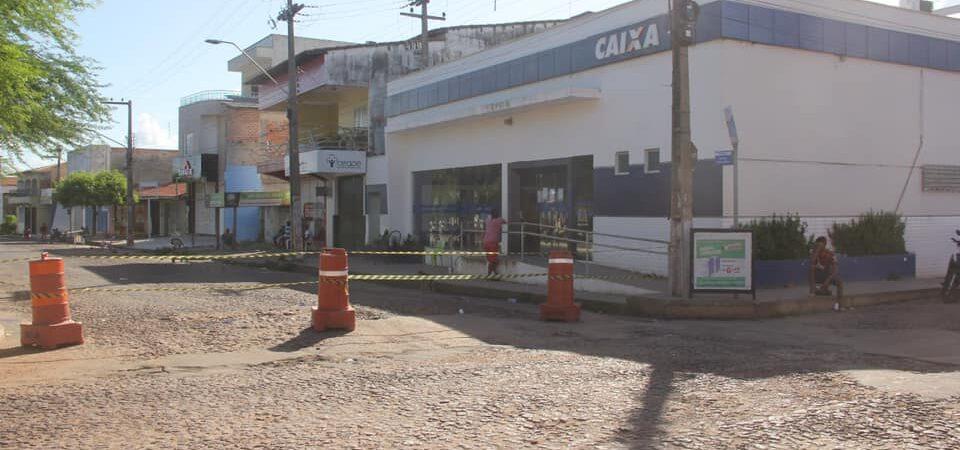 Prefeitura inicia ações em bancos e lotéricas de Chapadinha