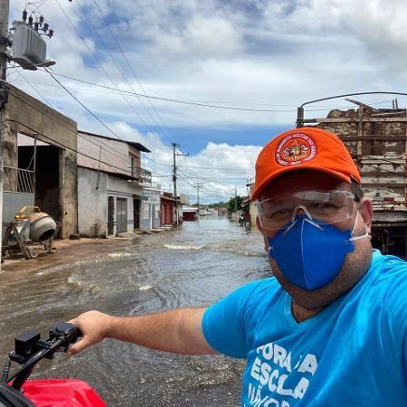 'Não adiantou a bronca': prefeito polêmico do Maranhão que defendeu isolamento lamenta 7 mortes