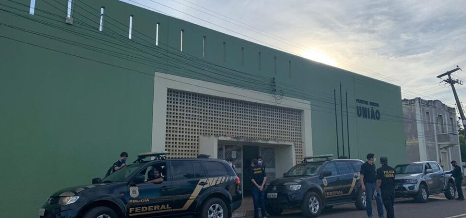 PF faz Operação Delivery e prende agentes públicos municipais e vereador em União