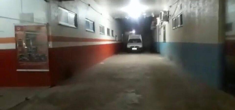 """Descaso: Filho de paciente relata """"via crucis"""" ao solicitar ambulância do Samu em Coelho Neto"""