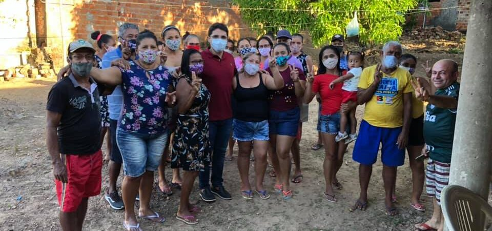Eleições 2020: Vandete reúne apoiadores em torno de Bruno Silva