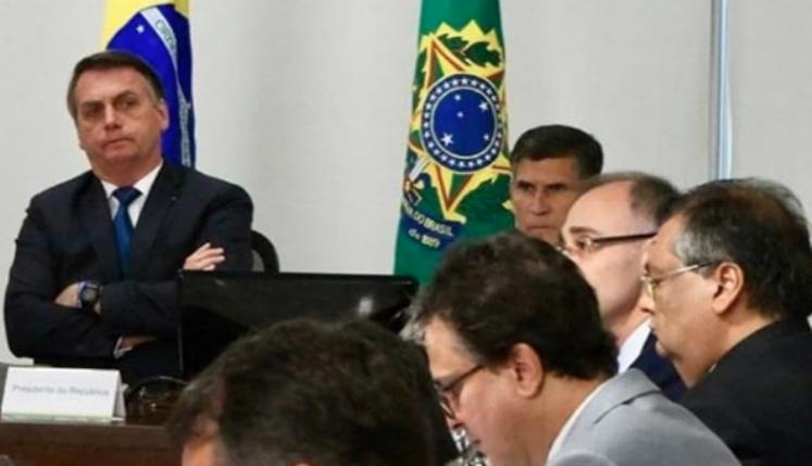 Veja/Paraná Pesquisas: Bolsonaro 30,7% x Flávio Dino 1,6%