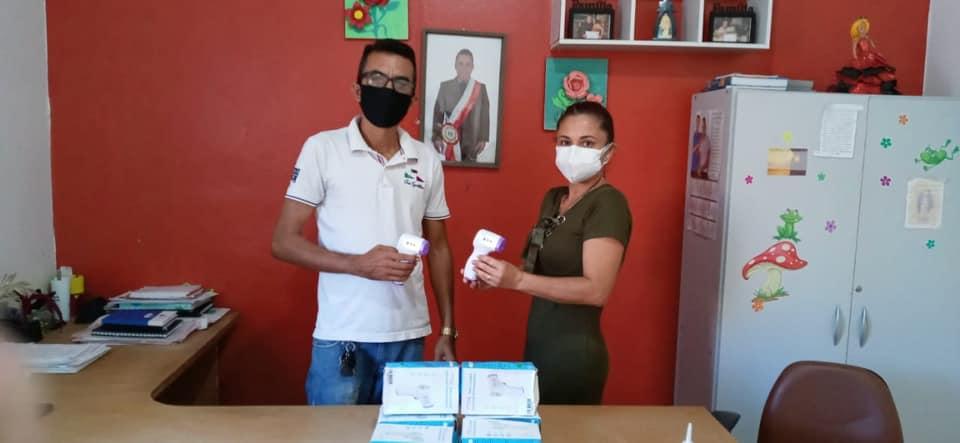 Prefeitura reforça atuação das barreiras sanitárias de Afonso Cunha