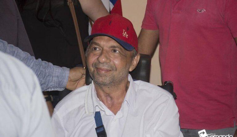 Morre o prefeito de Governador Nunes Freire, Indalécio Fonseca