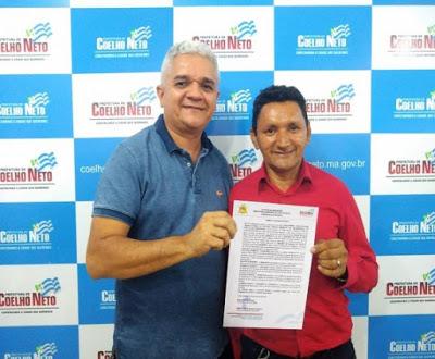 A peia continua! Justiça manda afastar presidente do SINTASP de Coelho Neto