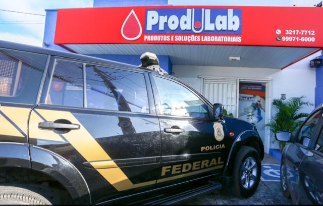 PF realiza operação em três prefeituras com suspeitas de fraude em teste rápido