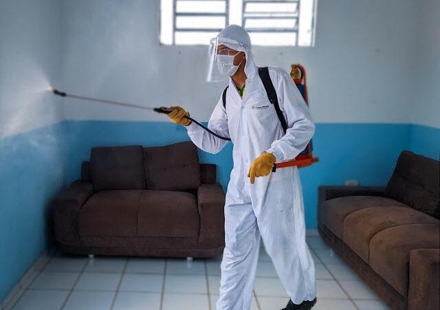 COVID-19: Prefeitura de Duque Bacelar segue com ações de enfrentamento a pandemia