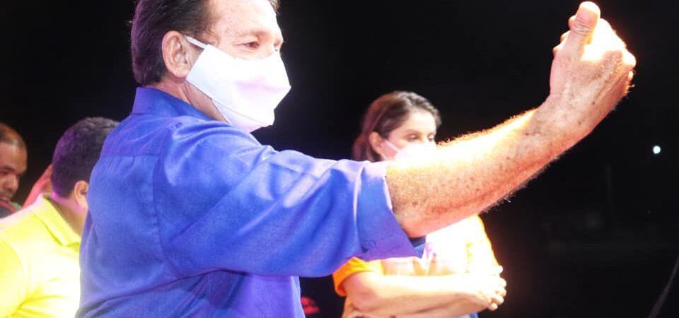 Prefeito Magno Bacelar receberá premiação em Brasília por ações na saúde de Chapadinha