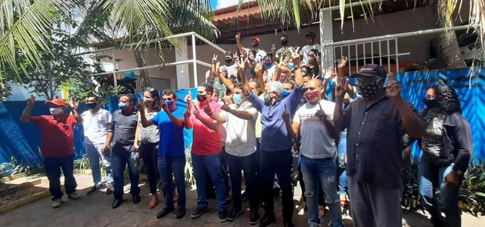 Eleições 2020: Vereador Rafael Cruz reúne apoiadores em torno de Bruno Silva