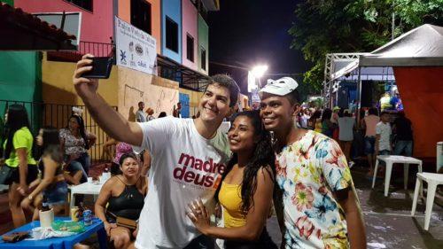 Braide segue liderando em São Luís