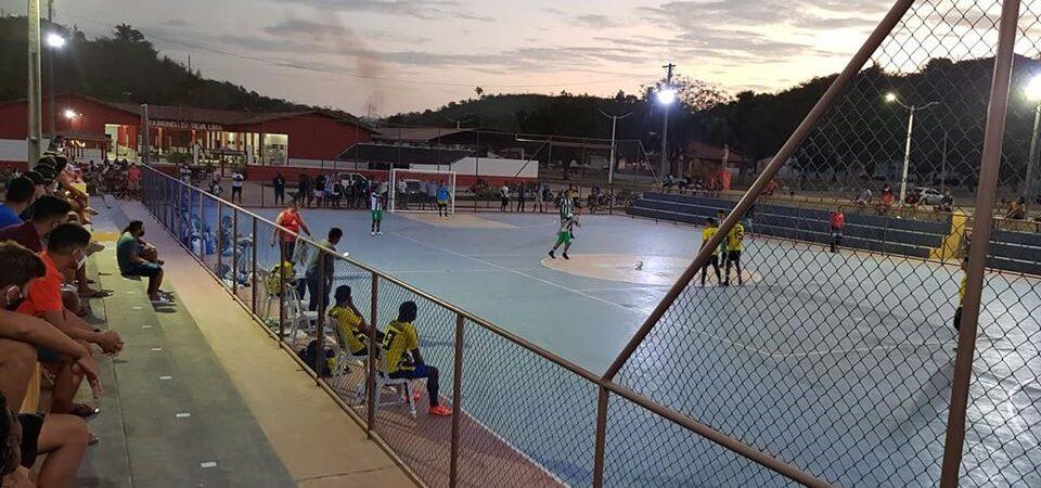 Prefeitura de Afonso Cunha inicia realização do Campeonato Municipal
