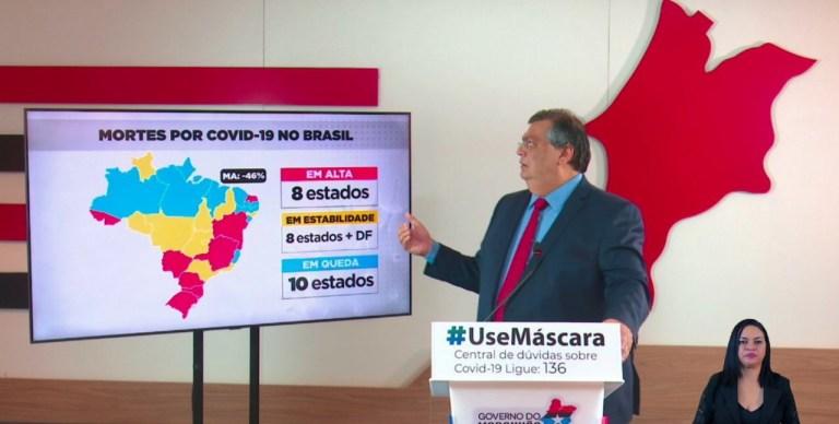 TCE-MA vê 'descuido com o dinheiro público' na compra de respiradores pelo governo Flávio Dino