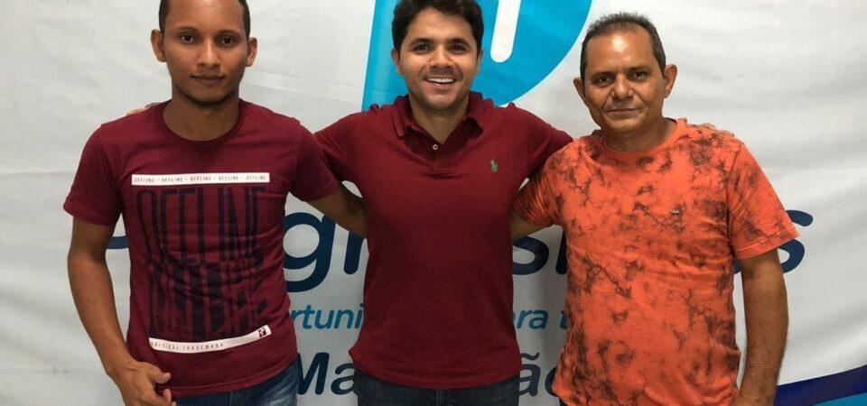 Prata da Casa: Integrantes do Forró Grupo de Ouro declaram apoio a Bruno Silva