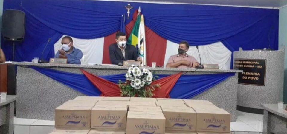 Vereadores da oposição de Afonso Cunha sofrem derrota na justiça