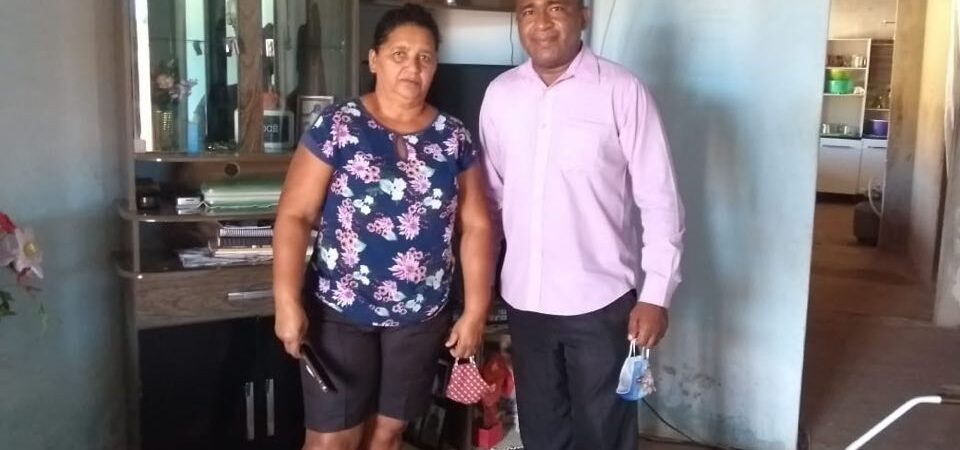 Eleições 2020: Raimundo Silva destaca adesão de Vandete a sua pré-campanha em Coelho Neto