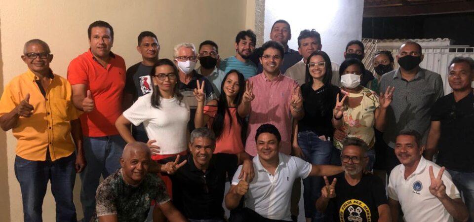 Onda Azul: G-20 fecha questão e confirma apoio a Bruno Silva em Coelho Neto