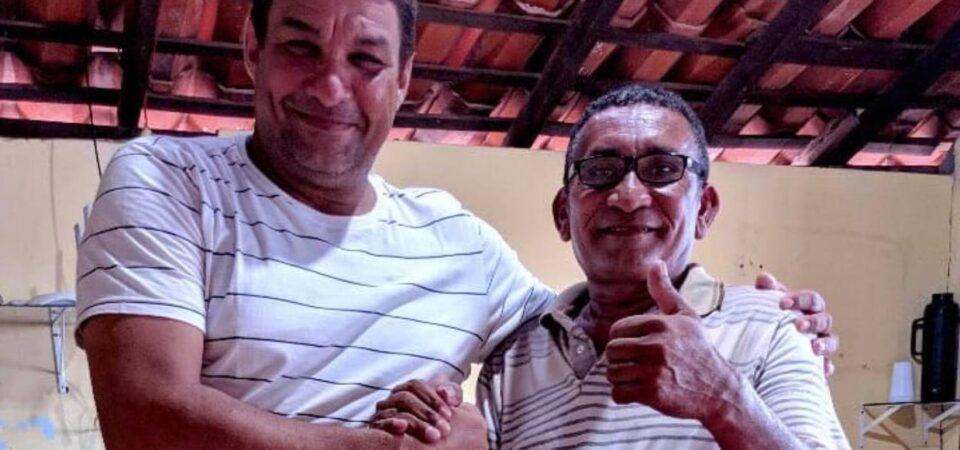 Milton Vieira anuncia que será vice na chapa com Ilson do Baiano na disputa em Coelho Neto