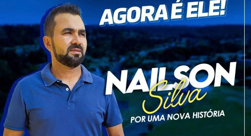 Naison Silva lançará sua candidatura a vereador nesta quinta (01)